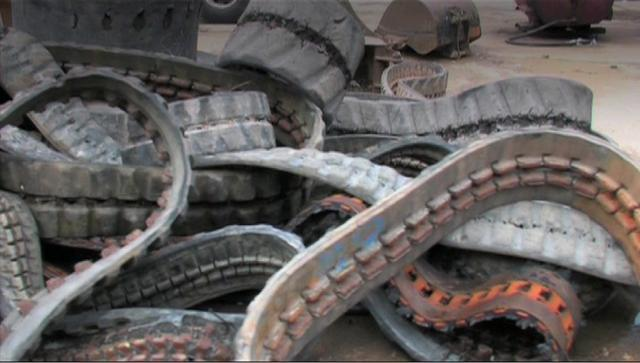 Track Recycling - Europe